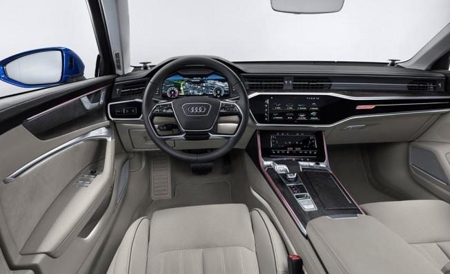 Audi A6 Avant 2019 - interior