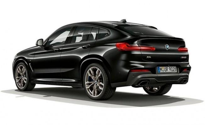 BMW X4 M40i - posterior