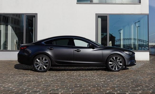 Mazda6 2018 - lateral