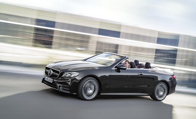 Mercedes-AMG E 53 4MATIC+ Cabrio