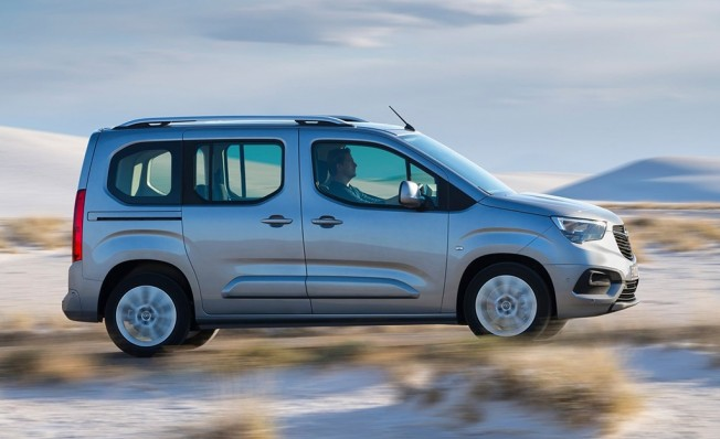 Opel Combo Life - lateral