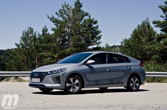 Hyundai IONIQ Híbrido-enchufable