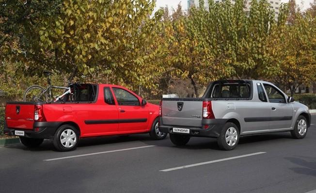 Renault Tondar Pick-up