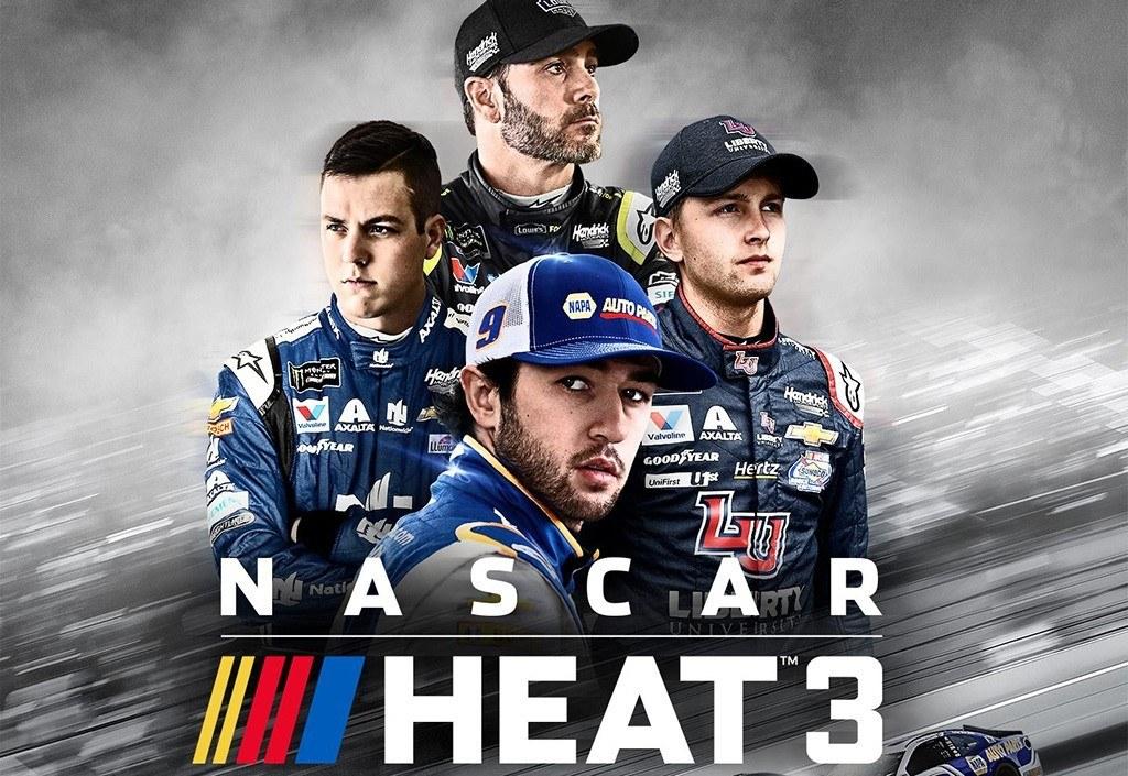 NASCAR Heat 3, un nuevo juego para los amantes de la competición americana