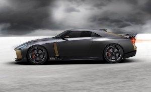 El Nissan GT-R50 de 720 CV llegará a la calle en edición limitada