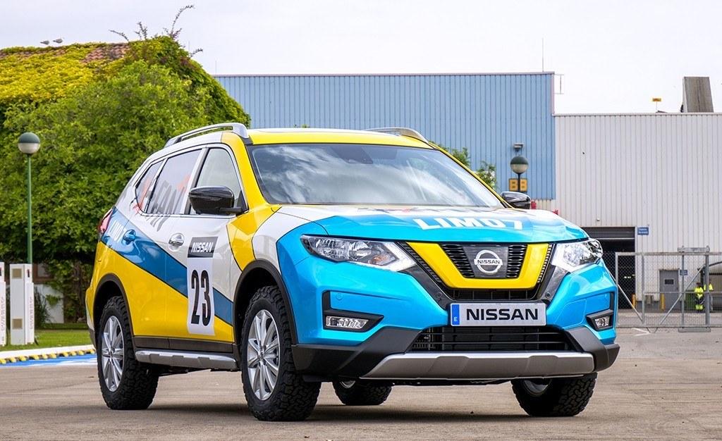 Nissan X-Trail 4x4 FAN, haciendo del SUV japonés un todocamino más capaz