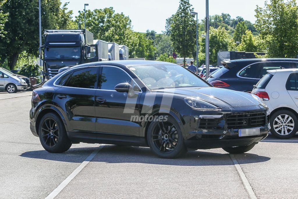 Porsche Cayenne Coupé: es real y estas son sus primeras fotos en exclusiva