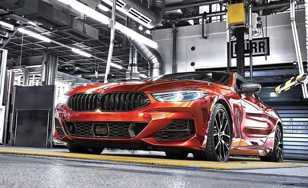 El nuevo BMW Serie 8 ya está siendo producido en Dingolfing