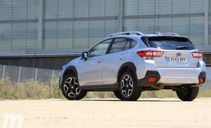 Prueba de consumo: Subaru XV 2018