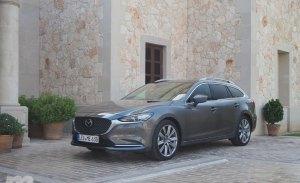 Prueba Mazda6 2018, revisión a fondo mirando a los premium