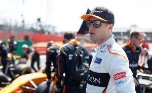"""Vandoorne: """"El equipo trabaja duro para entender qué pasa en mi coche"""""""
