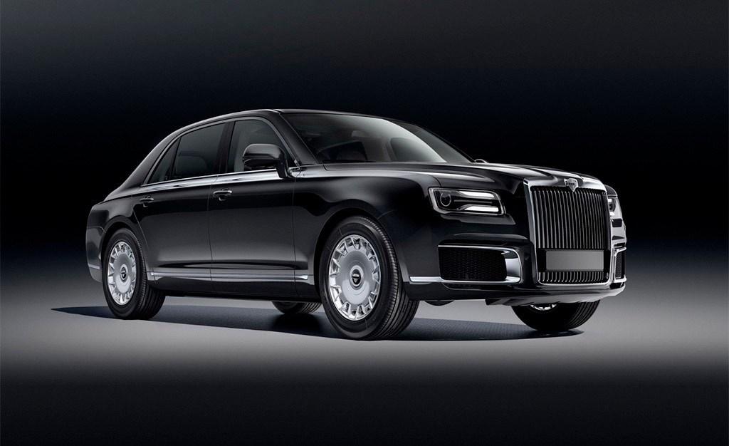 Aurus Senat, emerge desde Rusia una alternativa a Rolls-Royce
