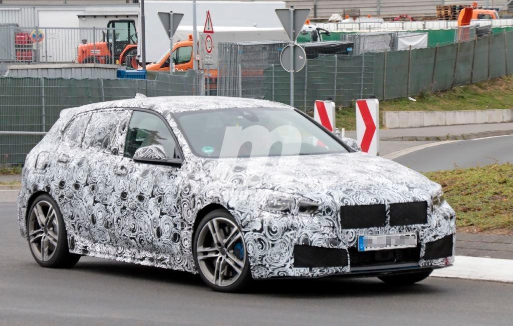 El nuevo BMW M140i F40 cazado con su configuración definitiva