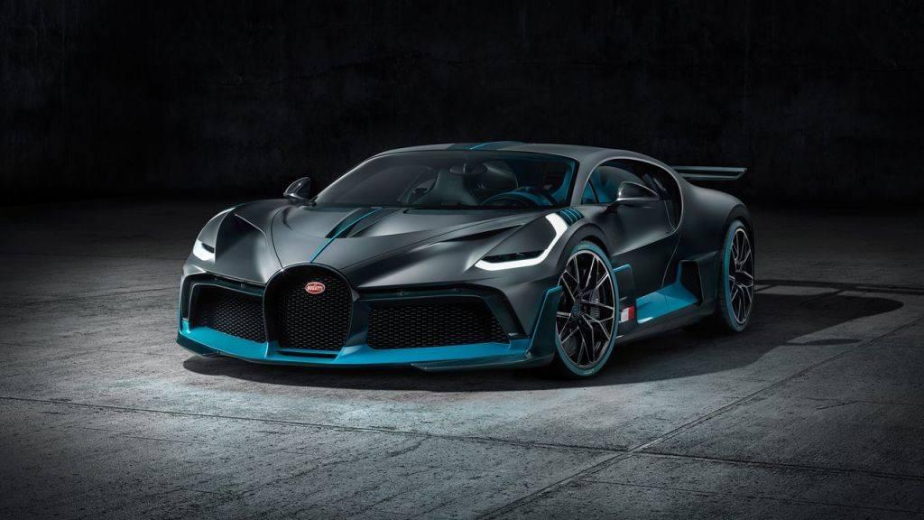El Bugatti Divo de edición limitada se presenta con nuevo diseño