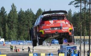 Citroën encara con Ostberg y Breen el Rally de Alemania