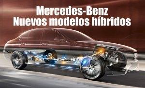2019, el año de los híbridos en Mercedes: todas las novedades al descubierto