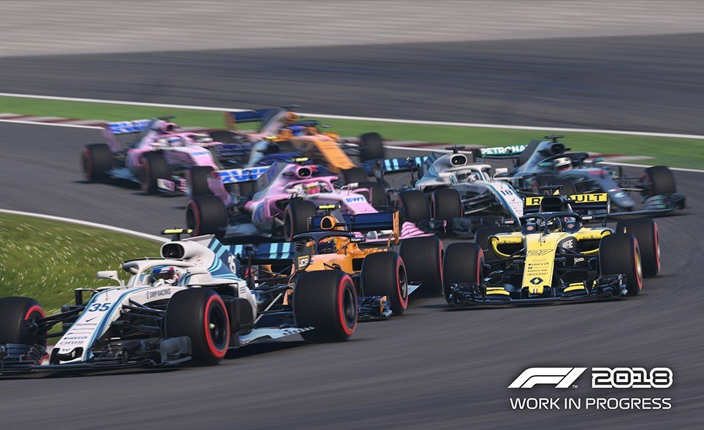 F1 2018 ya está disponible, ¡regresa el videojuego oficial de la Fórmula 1!