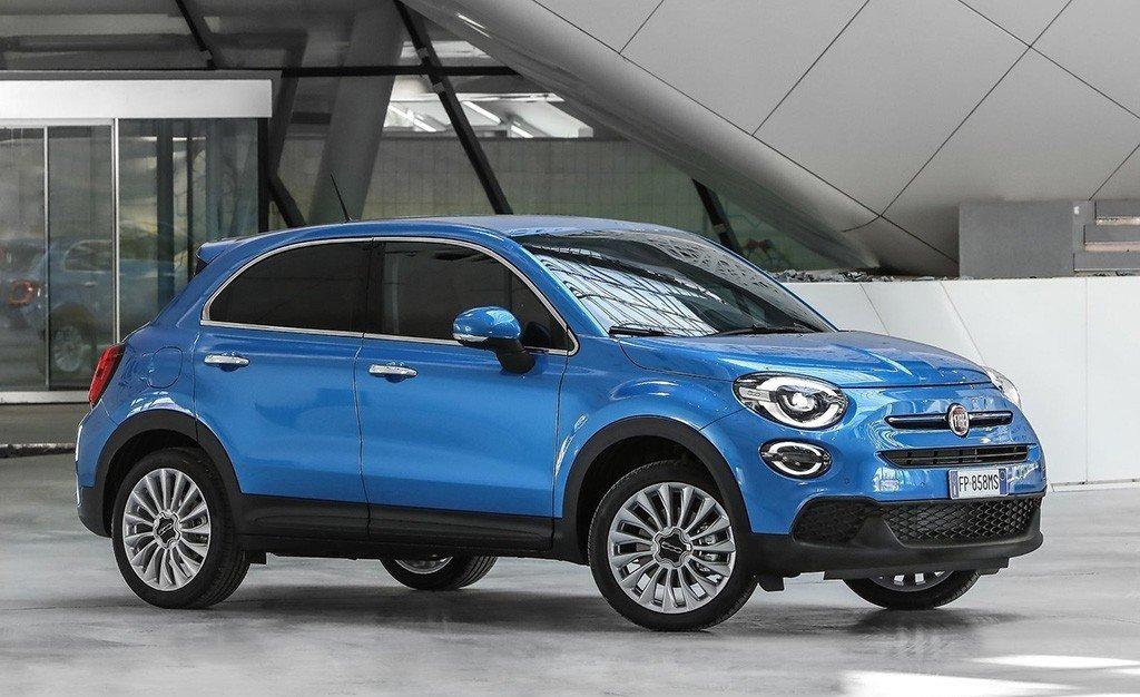 Fiat 500X 2019, el SUV italiano trae nuevos motores y más tecnología