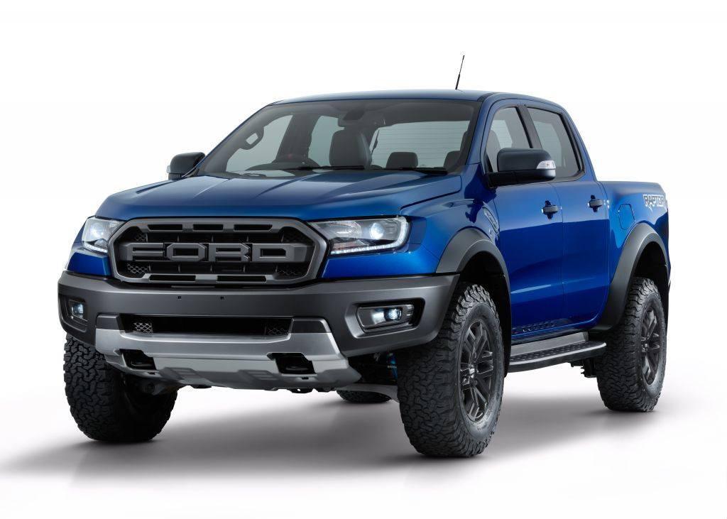 El Ford Ranger Raptor US-specs confirmado gracias a sus patentes