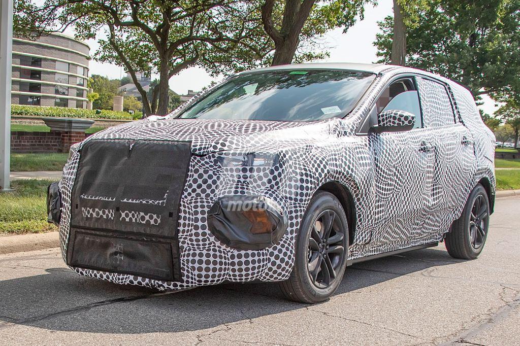 Ford confirma que su nuevo SUV eléctrico no se llamará Mach 1