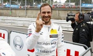 Paffett sale reforzado de la visita del DTM a Brands Hatch
