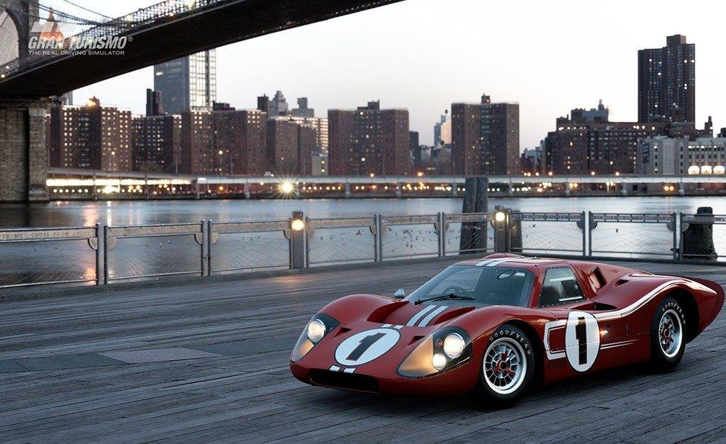 Gran Turismo Sport recibe la actualización de agosto: nuevos coches y circuito