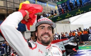 La historia de Le Mans: Fernando Alonso