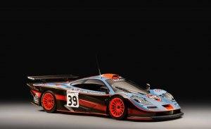 McLaren presenta el F1 GTR Longtail #25R recién restaurado