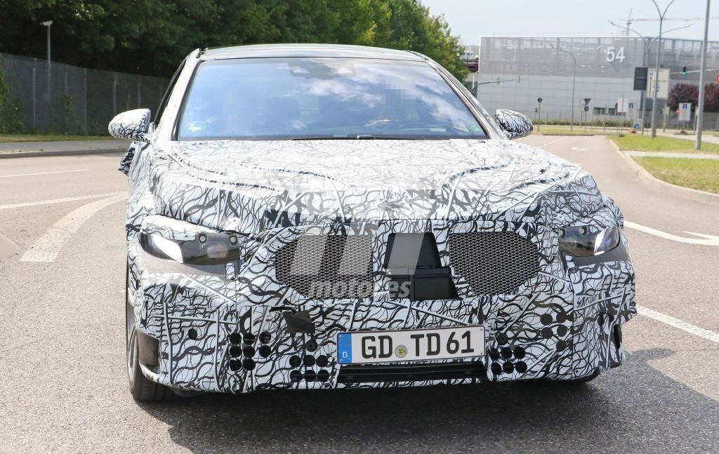 El interior del Mercedes Clase S 2020 contará con un salpicadero digital