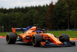 """Alonso, eliminado en Q1: """"En Spa y Monza toca defenderse, en Singapur atacaremos"""""""
