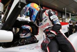 """Alonso: """"No estar en la F1 me da la opción de seguir en el WEC y con Toyota"""""""