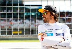 """Alonso: """"Si estás en un equipo que domina, aunque no disfrutes sigues adelante"""""""