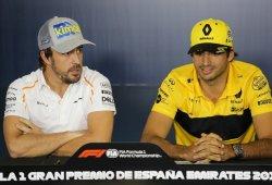 """Alonso: """"Sainz ya tiene experiencia y capacidad para liderar McLaren"""""""