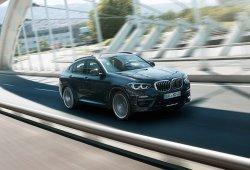 Alpina XD4, la nueva generación del BMW X4 se radicaliza