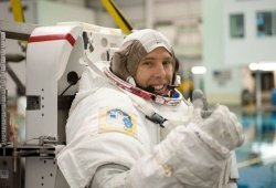 Andrew J. Feustel: the fastest pilot in the galaxy