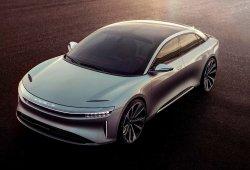 Arabia Saudí quiere invertir en Lucid Motors, un fabricante de coches eléctricos