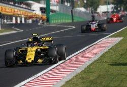 El ascenso de Haas obliga a Renault a seguir evolucionando el coche de este año