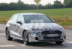 La cuarta generación del Audi S3 debuta en fotos espía