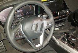 Adéntrate en el interior del nuevo BMW Serie 3 Touring que llega en 2019