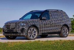 BMW considera lanzar un X7 M, la versión más extrema de su nuevo SUV