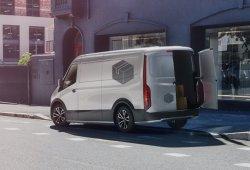 Bosch apuesta por las furgonetas eléctricas con el tren motriz 'eCityTruck'
