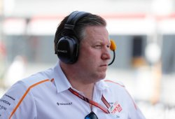 Brown afirma que McLaren ha cumplido sus objetivos de patrocinio