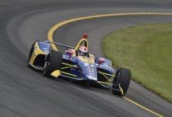 Contundente victoria de Alexander Rossi en Pocono