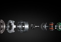 Dyson registra el término 'Digital Motor' para su futuro vehículo eléctrico