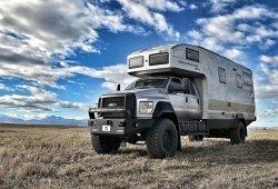 EarthRoamer XV-HD, el vehículo soñado por cualquier 'prepper'