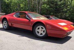 Ferrari BB 512i: 3 años de restauración en menos de 8 minutos de vídeo