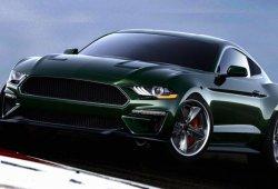 El Steve McQueen Edition de Steeda es un Mustang Bullitt... ¡de 785 CV!