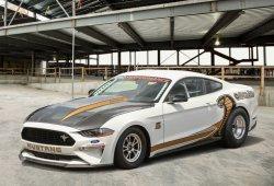 El nuevo Ford Mustang Cobra Jet es una bestia de 130.000 $ sin matrícula