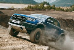 Ya es oficial, el espectacular Ford Ranger Raptor llegará a Europa en 2019