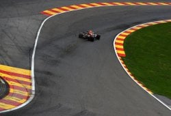 "Red Bull lamenta su ""mala suerte"" con la lluvia en la Q3"